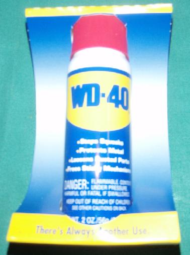 WD-40 2 ounce Spray