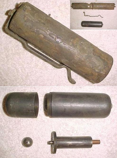 "Austrian WW1 M16 1st Model ""Cigaro"" Grenade"