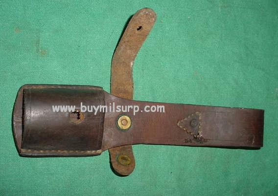 Frog, Bayonet Leather M48 Yugo Mauser