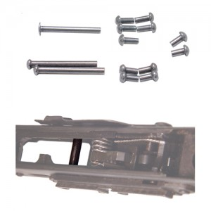 AK Rivet Build Set & Cross Member Bushing - TAPCO