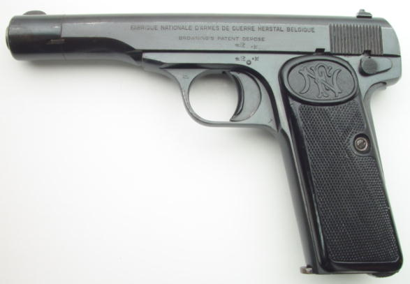 Browning 1910 & 1922 Pistols