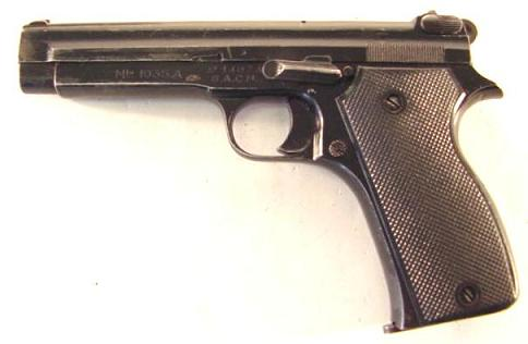 French 1935-A 7.65mm Pistol