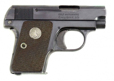 Colt 1908 Pocket Model N 6.35mm