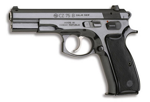 CZECH CZ-75 and CZ-85 Pistol