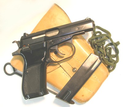 Czech CZ-82 and CZ-83 Pistol