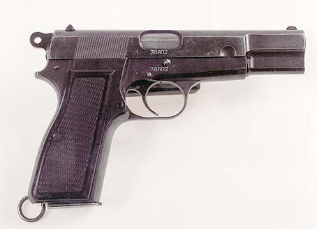 BROWNING 1935 HI-POWER