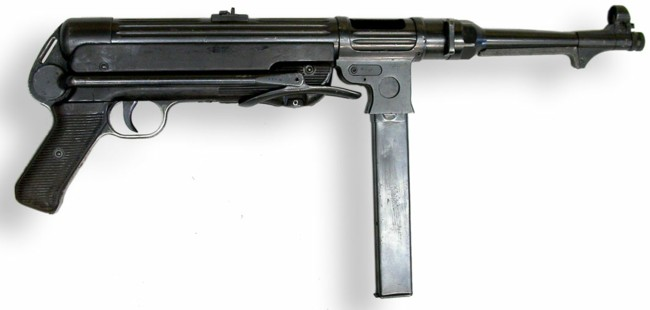 German MP-38/40