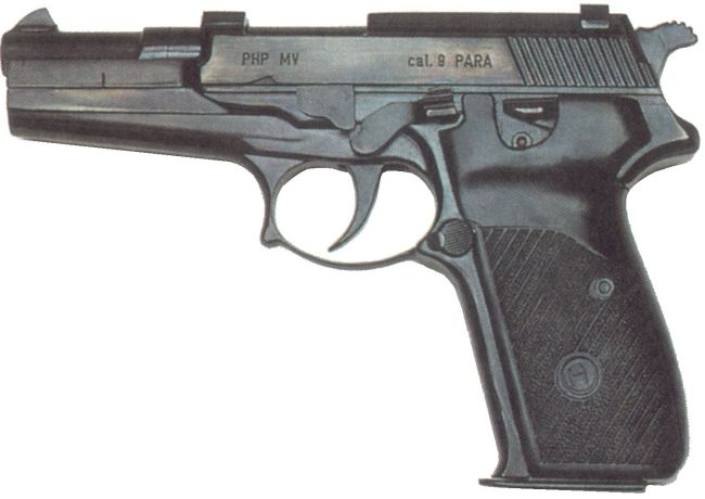 Croatian PHP MV Pistol Parts