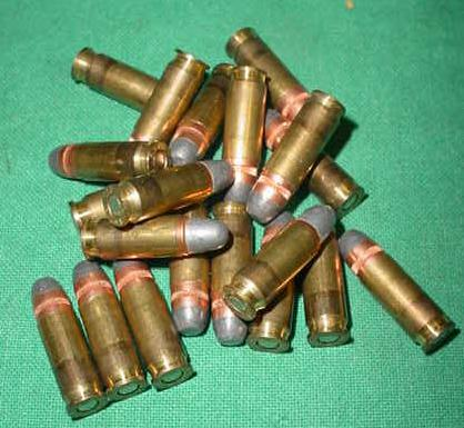 SMALL ARMS CARTRIDGES