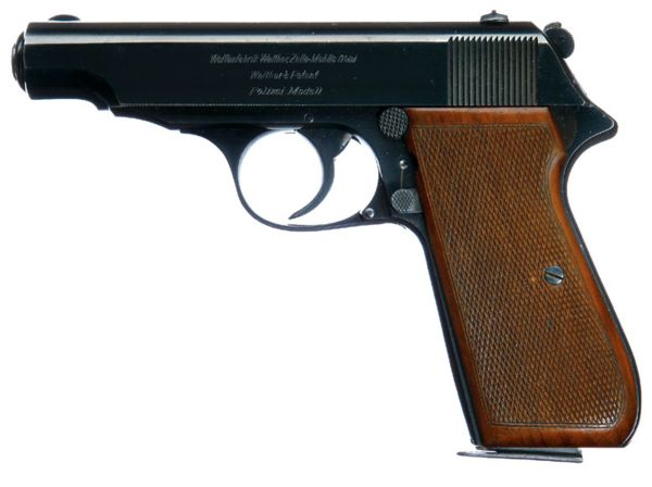 Walther PP 7.65mm Pistol