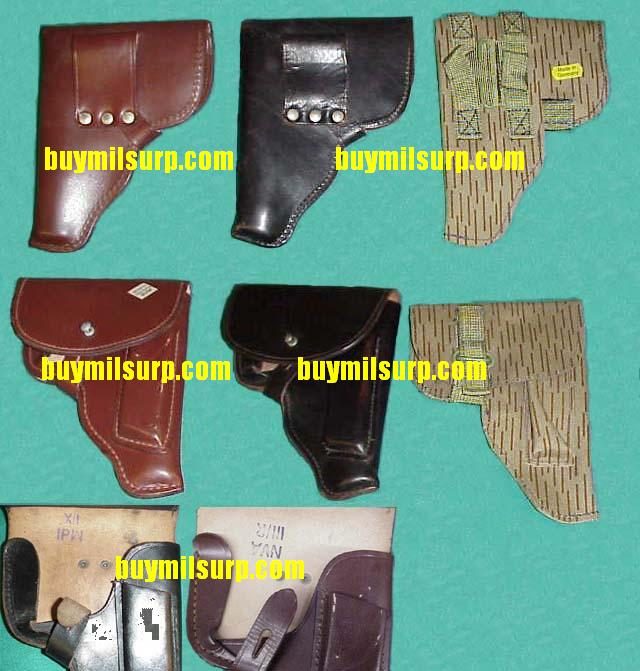 Holsters East German Makarov Pistol